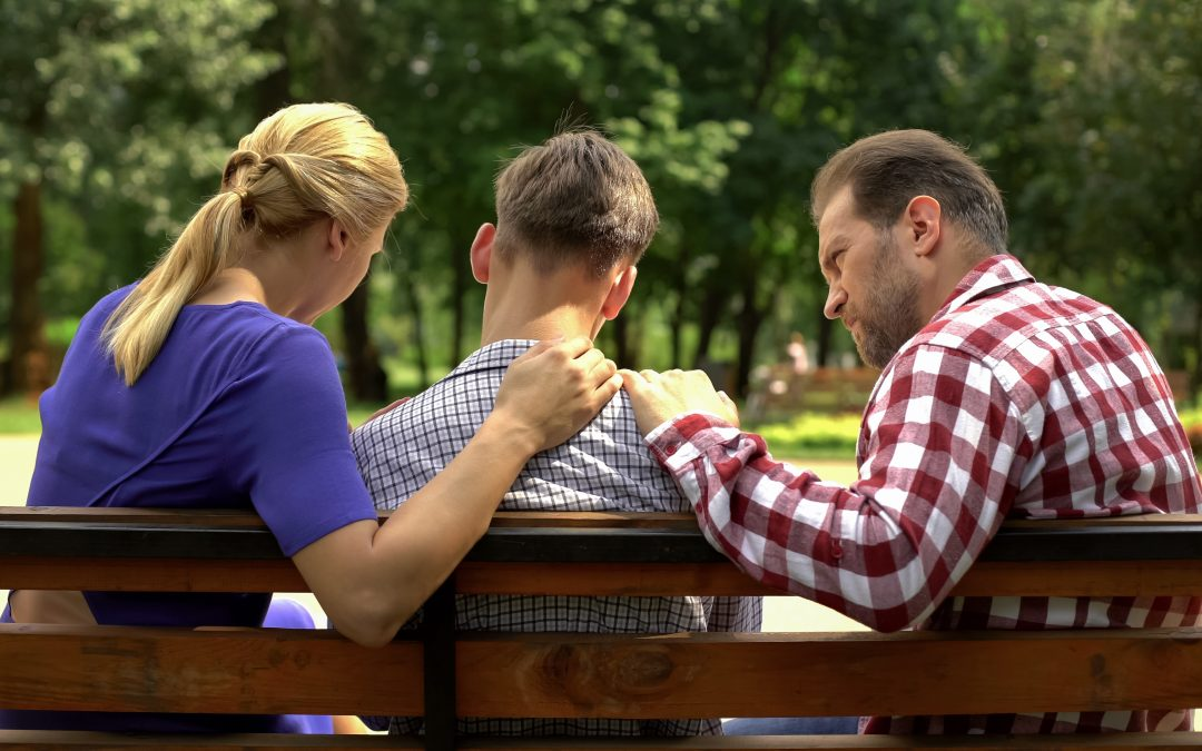 Parenting Skills: Confronting Bullying Behavior
